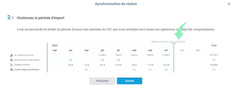 Import FEC 4